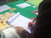 Volunteers logged the community feedback & got more interviews for our SWOT study