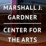 Group logo of Marshall J. Gardner Center for the Arts