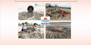 3rd Annual Sand Castle Competition