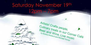 Annual Holiday Artisan Fair