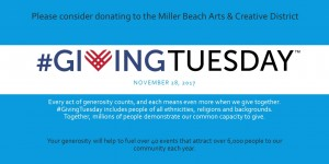 #Giving Tuesday