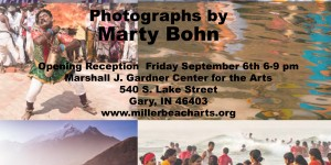 Flyer Marty Bohn Definitive Moments