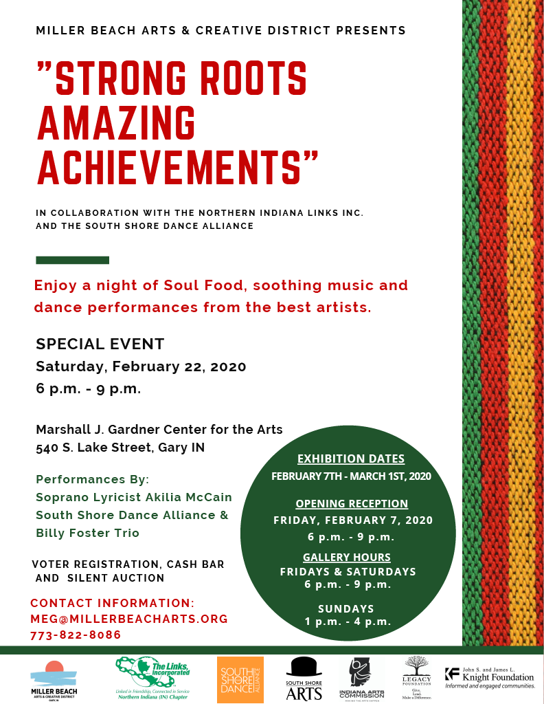Dance and Music special event celebrating Black History Month